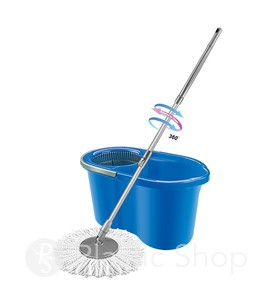 Швабра c ведром Magic Spin Mop